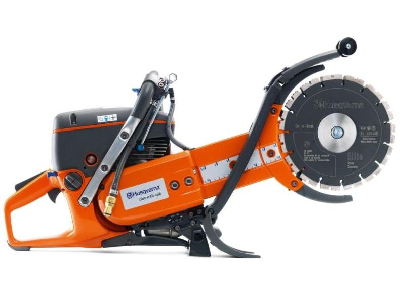 Бензорез Husqvarna k760 Сut-n-break (Швеция)