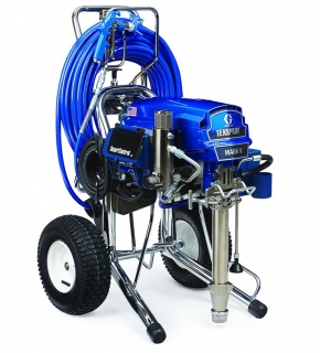 Окрасочный аппарат безвоздушного распыления Graco Mark V (США)
