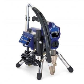 Окрасочный аппарат безвоздушного распыления Graco ST MAX 395 (США)